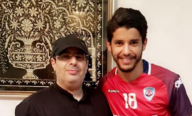 Saâd Bguir quitte l'Espérance et s'engage avec le club saoudien d'Abha. (Photo @abhaFC)