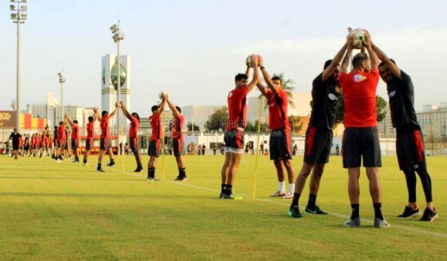 Les Sang et Or ont reprise les entraînements. (Photo est.org.tn)