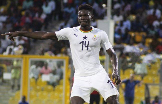 Kwame Bonsu, milieu de terrain ghanéen de l'Espérance de Tunis. (Photo : Ghana Sports Online)