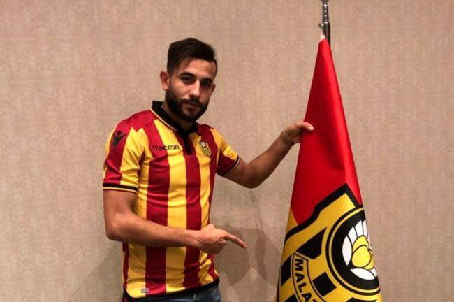Chaïlène Chaâlali signe en faveur du club turc de Malatyaspor. (Photo @Ahmedlancien_)