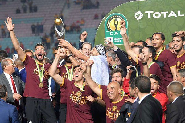 Esperance retain title to seal place at Qatar 2019. PHOTO | FETHI BELAID |  AFP