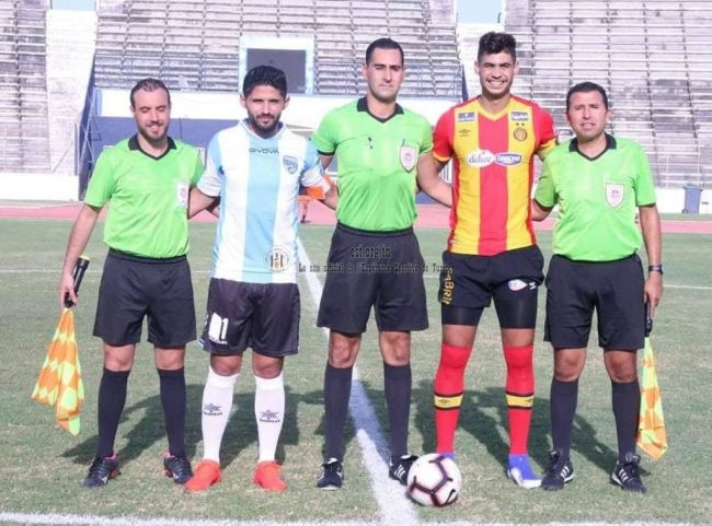 L'Espérance de Tunis bat Al Nahdah FC 5 à 0 en amical. (Photo est.org.tn)