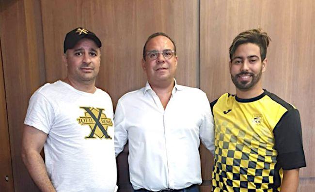 Adem Rejaïbi s'engage avec le CA Bizertin pour deux saisons. (Photo facebook)