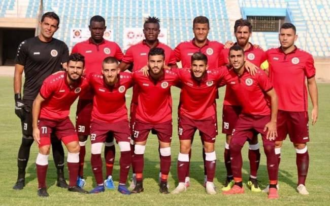 Al Nejmeh SC adversaire de l'Espérance de Tunis en Championnat arabe des clubs 2019/2020. (Photo FB NejmehSC)