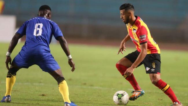 Anice Badri, EST - ESFC : 2 - 1. Photo | CAF Online