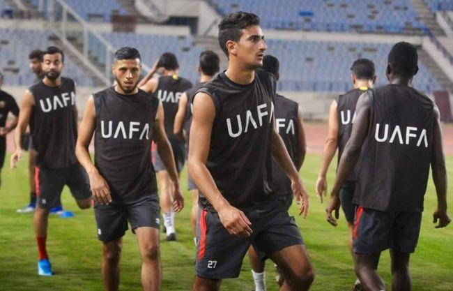 Trois changements sont attendus dans la formation rentrante d'aujourd'hui face à Nejmeh par rapport au match aller. (Photo @UAFAAC)