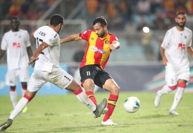 الترجي في المرحلة المقبلة من البطولة العربية بهدفي طه ياسين الخنيسي. صورة : الإتحاد العربي لكرة القدم