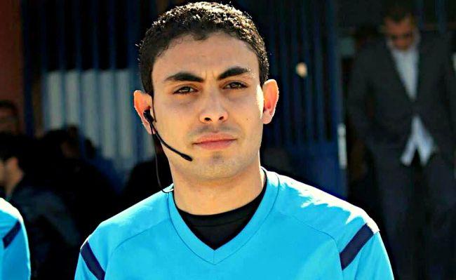 L'arbitre Oussama Ben Ishak désigné pour le match face au Stade Tunisien. (Photo eyasportnews.tn)