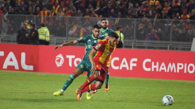 Badri goal offers Esperance second win. Photo | CAF Online