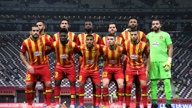 Hamdou Elhouni-inspired Esperance of Tunisia want to carry on where they left off in the Club World Cup when the CAF Champions League resumes Friday with matchday three fixtures. Photo | Getty Images