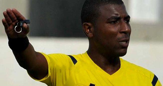 L'arbitre Oussama Razgallah désigné pour l match face à la JS Kairouanaise. (Photo assabahnews.tn)