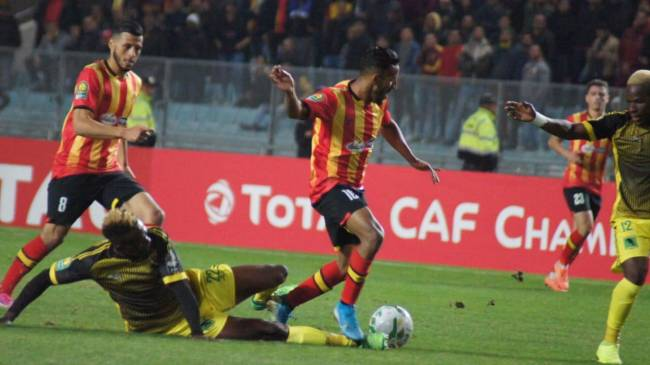 Esperance held to a barren draw. Photo | CAF Online