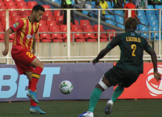Holders Esperance of Tunisia are on the brink of yet another knockout stages place. Photo | est.org.tn