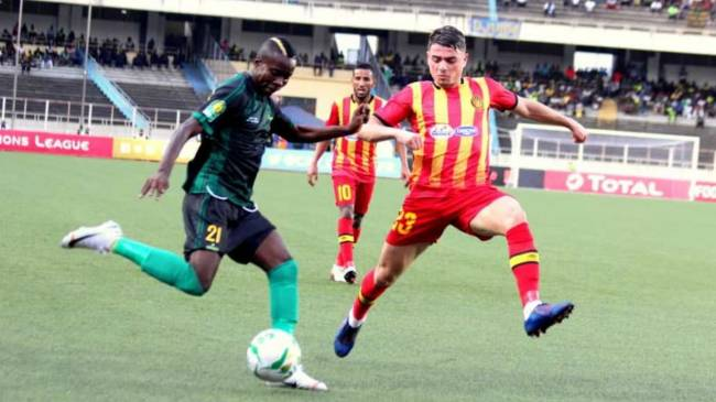 Esperance boost their hopes of progressing to the quarter finals of the Total CAF Champions League. Photo | CAF Online