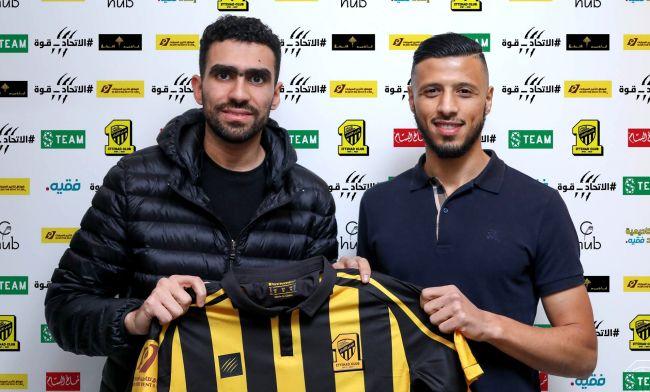 Anice Badri quitte l'Espérance de Tunis pour s'engager avec Al Ittihad FC saoudien. (Photo @ittihad)