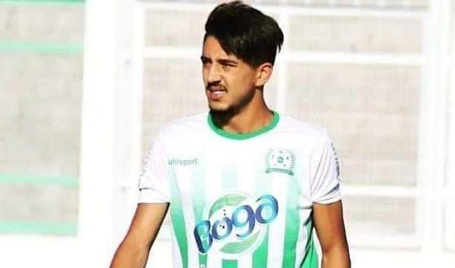 Mohamed-Ali Ben Hammouda, attaquant de l'AS Soliman, rejoint l'Espérance de Tunis pour une durée de 4 ans et demi. (Photo facebook)