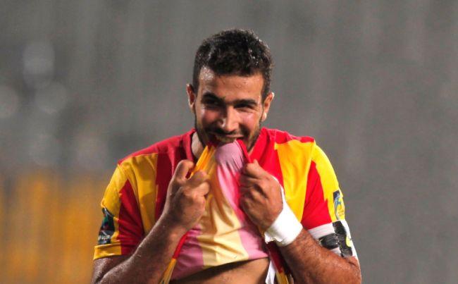 L'attaquant Haythem Jouini quitte l'Espérance pour s'engager avec le club saoudien d'Al Aïn. Bonne continuation ! (Photo @UAFAAC)