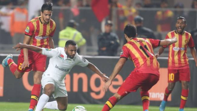 Esperance and Raja through after four-goal thriller (2 - 2). Photo | CAF Online