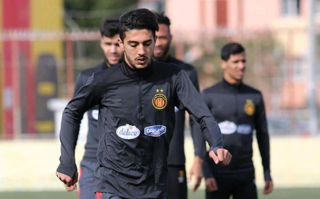 La nouvelle recrue Mohamed-Ali Ben Hammouda fera sa première apparition demain face au CS Chebba. (Photo est.org.tn)