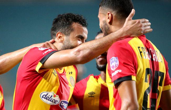 La joie de Fédi Ben Choug et Taha Yassine Khenissi. (Photo UAFAAC)