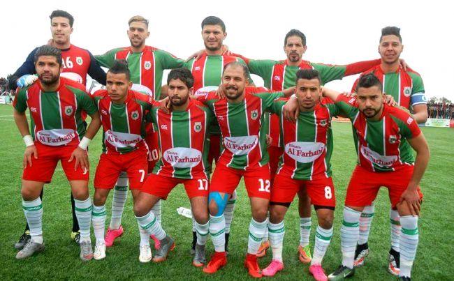 L'AS Sbikha adversaire de l'Espérance de Tunis en seizième de finale de la Coupe de Tunisie 2020. (Photo @facebook)