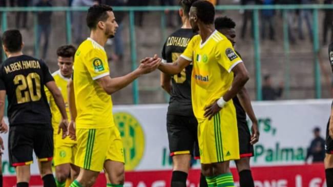 CAF Champions League 2020 : JSK - EST 1 - 0. Photo | CAF Online