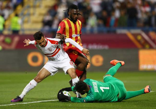 Will Esperance make up for CAF Super Cup loss by progressing to CAF Champions League semifinals? Photo | Reuters/ Ibraheem Al Omari