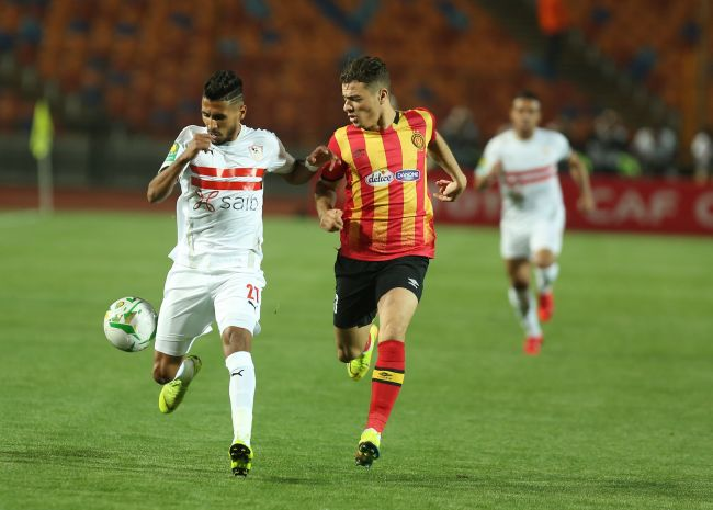 Esperance need to score at least twice next Friday to survive. Photo | CAF Online