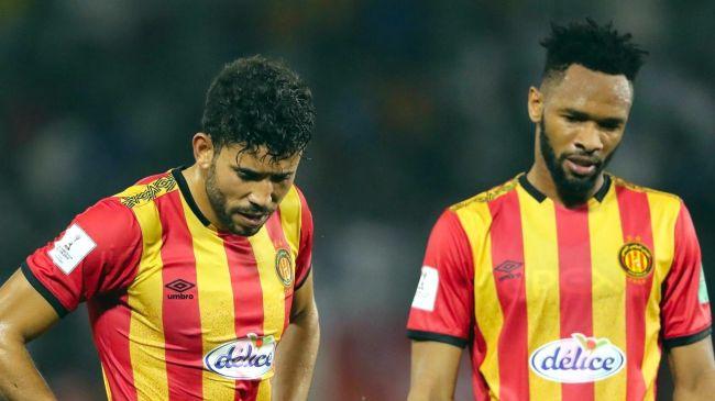 Malgré la victoire, les doubles champions d'Afrique sont éliminés de la Ligue des champions de la CAF. (Getty Images)
