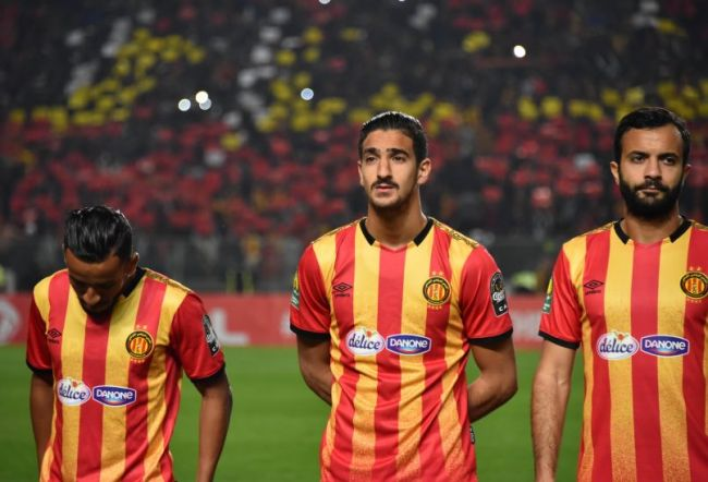 Nîmes interested in Tunisian international Mohamed Ali Ben Romdhane. Photo | Anon