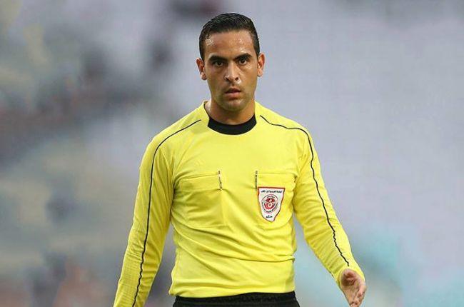 L'arbitre Yosri Bouali désigné pour le match face à l'US Ben Guerdane. (Photo facebook)