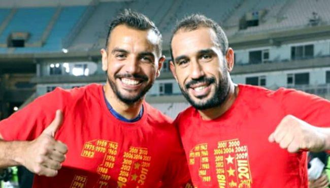 Moez Ben Chérifia et Sameh Derbali ajoutent un titre de champion à leur impressionnant palmarès. (Photo est.org.tn)
