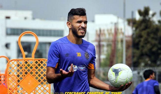 L'Algérien Abdelkader Bedrane remplacerait Khalil Chammam, comme face au CS Sfaxien dimanche dernier. (Photo est.org.tn)