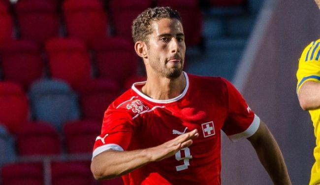 L'avant-centre champion du monde suisse U17, Nassim Ben Khalifa, a signé pour deux saisons à l'Espérance de Tunis. (Photo Wikipedia)