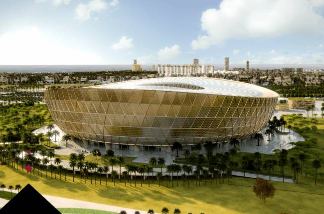 Lusail Stadium. Photo | Qatar 2022