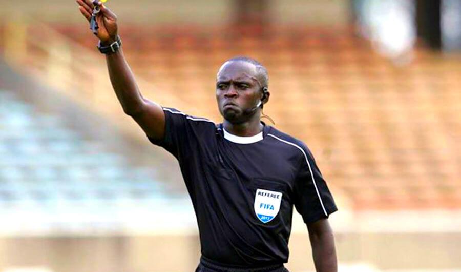 L'arbitre international kenyan Peter Waweru Kamaku désigné par la CAF pour le match face à Teungueth FC. (Photo jkuat.ac.ke)