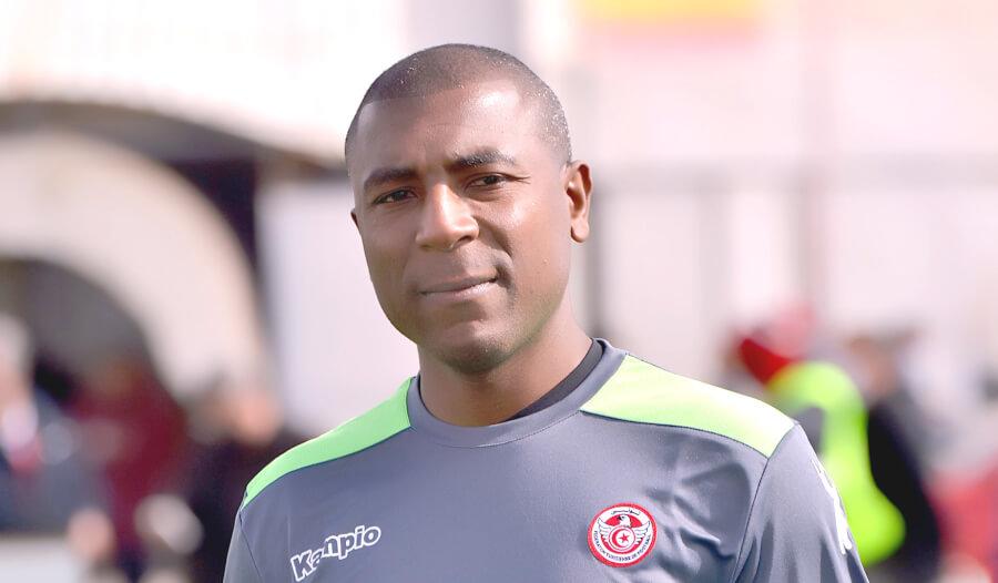 L'arbitre Oussama Razgallah désigné pour le match face au Stade Tunisien. (Photo FTF)