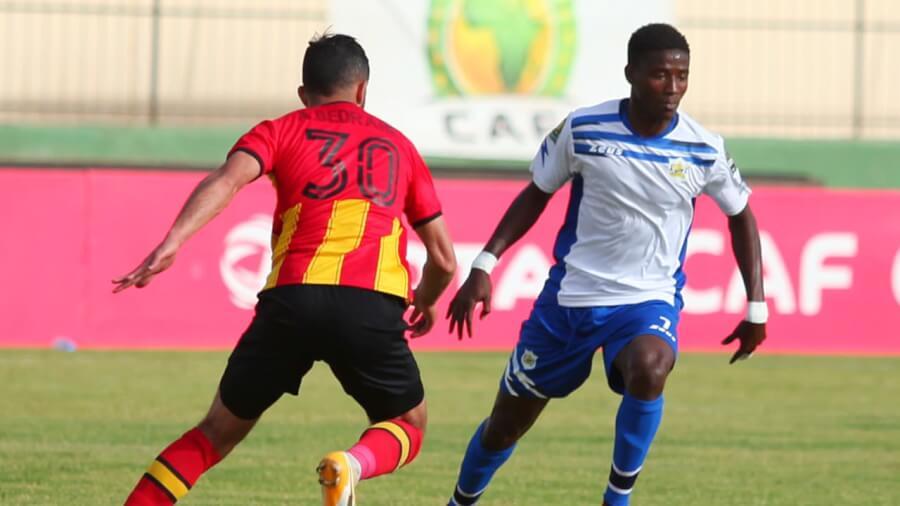 Esperance top Group D despite loss. Photo | CAF Online