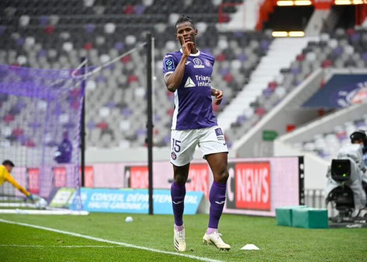 Vakoun Issouf Bayo. Photo | Alexandre Dimou / Icon Sport