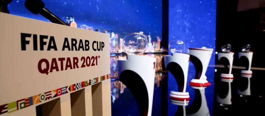 FIFA Arab Cup Qatar 2021. Photo | FIFA