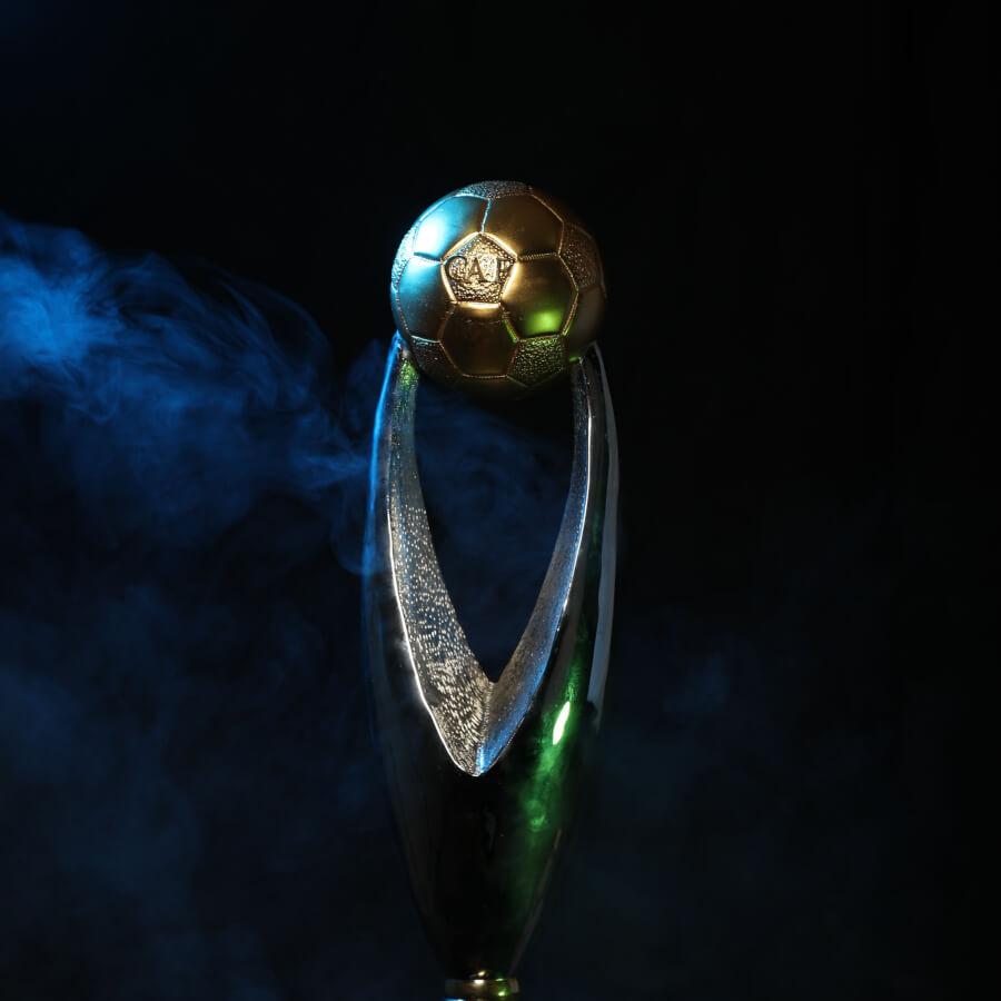 CAF CL quarterfinals kick off today. Photo | CAF Online