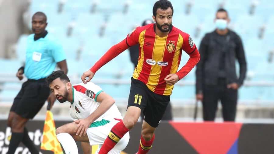 Taha Yassine Khenissi. Photo | CAF Online