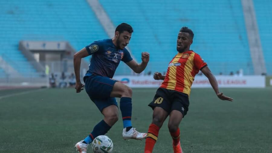Esperance will have to beat Al Ahly in Cairo if they are to qualify for the CAF Champions League final. Photo | CAF Online