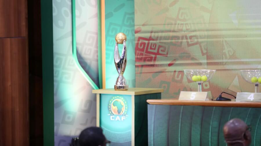 نتائج قرعة الأدوار التمهيدية لرابطة أبطال إفريقيا. صورة : الإتحاد الإفريقي لكرة القدم