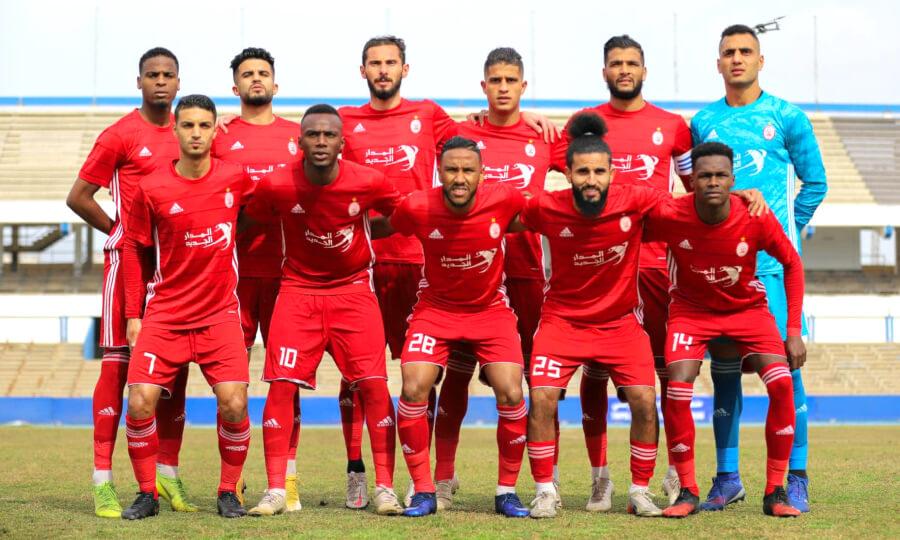 Al Ittihad libyen, vainqueur de KMKM, est l'adversaire de l'Espérance au prochain tour de la Ligue des champions de la CAF. (Photo @IttihadSc_ly)