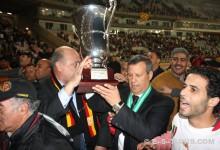 Report du match est ittihad tripoli libye - Coupe africaine des clubs ...
