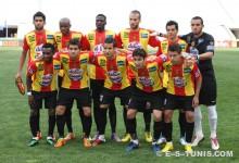 Le Onze Sang et Or aligné contre l'ASPAC en Ligue des champions, le 19 mars 2011. (Photo CHALA)