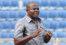 Gbenga Ogunbote coach des Sunshine Stars FC. (Photo : Daily Times)